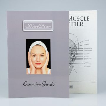 Face & Neck Lift Exercise Guide Book